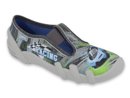 Befado papuče za dječake Skate 290Y210, 32, siva