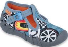 Befado chlapčenské papuče Speedy 110P369