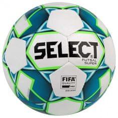 SELECT FB Futsal Super nogometna lopta, bijela, vel. 4