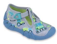 Befado chlapčenské papuče Speedy 110P371