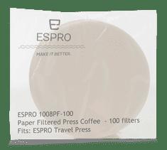 Espro Inc. Papierový filter pre P0, P1 100ks