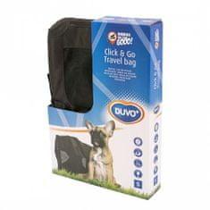 Duvo+ Click & Go Travel hordozó táska 51x33x33cm