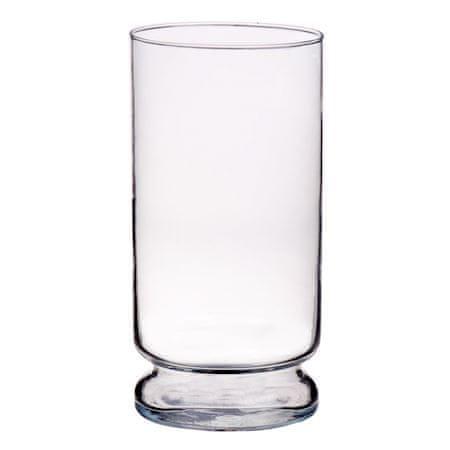 "DUIF Váza ""SUCA"" 10 × 20 cm, üveg"
