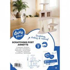 Duvo+ Macskakaparó Annette 60x60x103,5cm