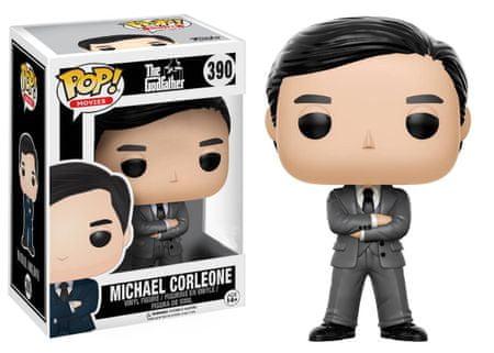 Funko POP! The Godfather figurica, Michael Corleone, siva #390