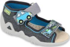 Befado Chlapčenské sandáliky Snake 350P012