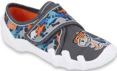 Befado chlapčenské papučky Skate 273X289