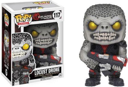 Funko POP! Gears of War figurica, Locust Drone #117