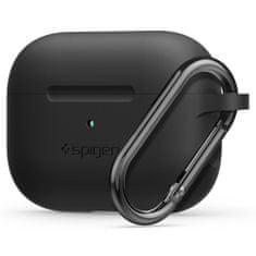 Spigen Fit torbica za Apple AirPods Pro, silikonska, črna