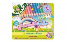 Jolly Kinderfest Pastellobello barvice, 16/1