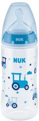 Nuk FC + fľaša s kontrolou teploty 300 ml