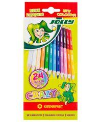 Jolly Kinderfest Crazy barvice, 12/1