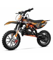 Sunway Motocykl MINICROSS 50cc 2t LIYA E-start Zelená