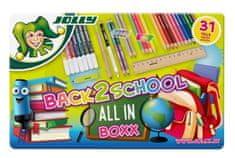 Jolly Back To School All In komplet, 31-delni