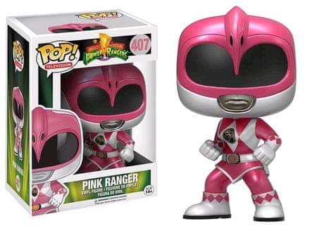 Funko POP! Mighty Morphin Power Rangers figurica, Pink Ranger #407