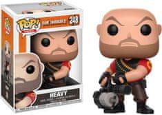 Funko POP! Team Fortress 2 figurica, Heavy #248