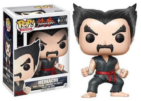 Funko POP! Tekken figurica, Heihachi (Black & Red Judo) #200