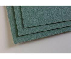 Clairefontaine Pastelmat 24x32cm dark green (360g/m2) 5ks