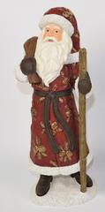 DUE ESSE Święty Mikołaj 38 cm