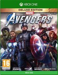 Marvel's Avengers - Deluxe Edition (XONE)