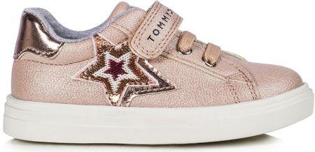 Tommy Hilfiger lány sportcipő T1A4-30786-1013302, 25, rózsaszín