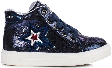 Tommy Hilfiger papuče za dječake T1A4-30788-1013800, 24, plava