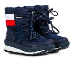 Tommy Hilfiger buty zimowe chłopięce T3B6-30970-0328Y019