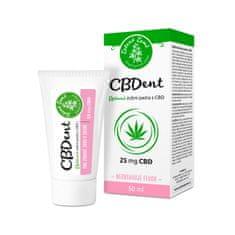 Zelená Země CBD zubní pasta - CBDent 50 ml