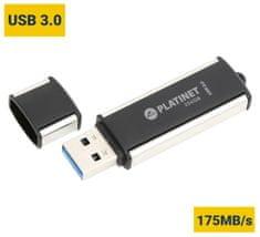 Platinet X-Depo USB ključ, 256 GB