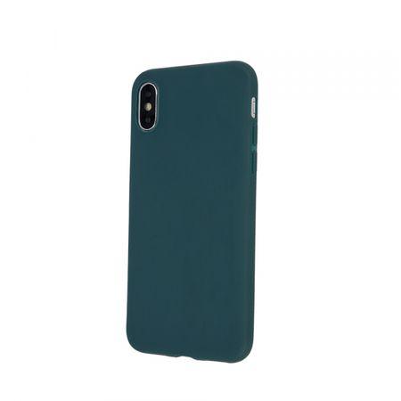 Ovitek za Samsung Galaxy A451/A515, silikonski, mat temno zelen