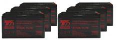 T6 power EBM KIT 1920W - baterie T6 Power
