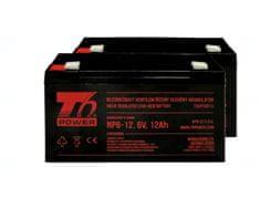 T6 power APC KIT RBC3 - baterie T6 Power