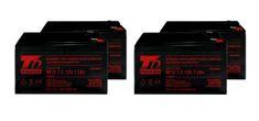 T6 power APC KIT RBC8, RBC23, RBC25, RBC31, RBC59 - baterie T6 Power
