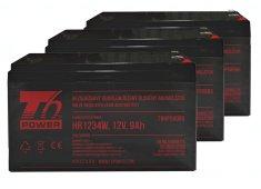T6 power EBM KIT 1000W - baterie T6 Power