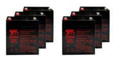 T6 power APC KIT RBC141 - baterie T6 Power