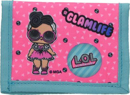 L.O.L. Surprise! denarnica, roza/modra