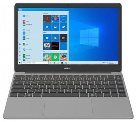 Notebook VisionBook 14Wa Gray (UMM230140) 14,1 palce Full HD integrovaná grafika Intel 5. generace slot pro SSD úložiště