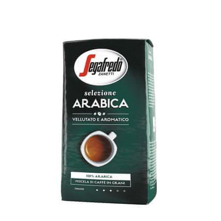 Segafredo Zanetti Selezione Arabica kava v zrnu, 500 g