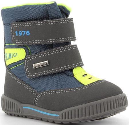 Primigi zimske cipele za dječake 6361800, 21, siva