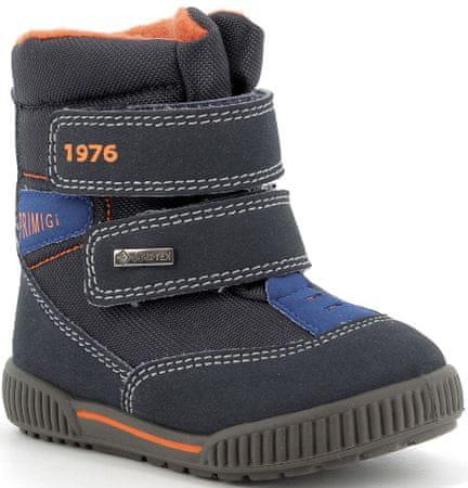 Primigi buty zimowe chłopięce 6361811 22, niebieski