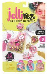 TM Toys Jelly Rez Základný set pre výrobu bižutérie Cukrovinky