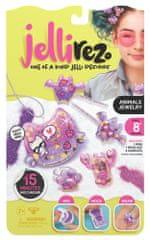 TM Toys Jelli Rez Základní set pro výrobu bižuterie Zvířátka