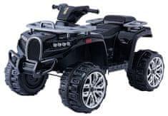 Beneo Elektrická čtyřkolka ALLROAD 12V, měkké EVA kola, LED světla, MP3 přehrávač se vstupem USB