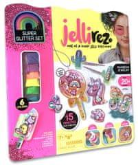 TM Toys Jelli Rez Creator - kreativní sada pro výrobu bižuterie