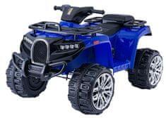 Beneo Elektromos QUAD ATV ALLROAD 12V, puha EVA kerekek, LED lámpák, MP3 lejátszó USB bemene