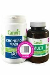 Canvit Chondro Maxi 230g+Canvit Multi pre psy 100g