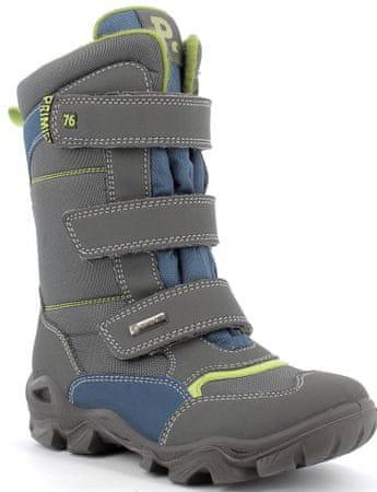 Primigi téli cipő fiúknak 6398800, 32, szürke
