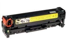Printwell HP Color LaserJet PRO MFP M281FDW kazeta SUPERB, barva náplně žlutá, 2500 stran