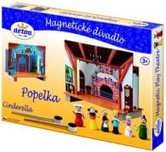Detoa Divadlo magnetické Popelka