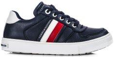 Tommy Hilfiger Fiú sportcipő T3B4-30922-0621800